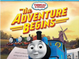 The Adventure Begins (Thomas & Friends)