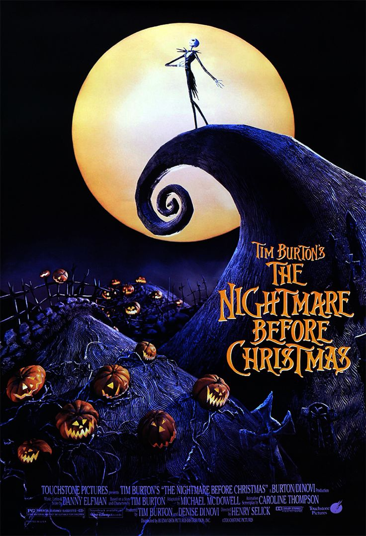 The Nightmare Before Christmas | Transcripts Wiki | FANDOM powered ...