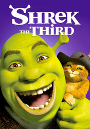 DreamWorks' Shrek the Third - iTunes Movie Poster