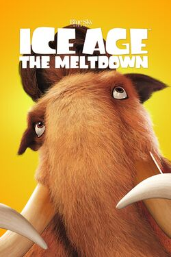 20th Century Fox and Blue Sky's Ice Age - The Meltdown - iTunes Movie Poster