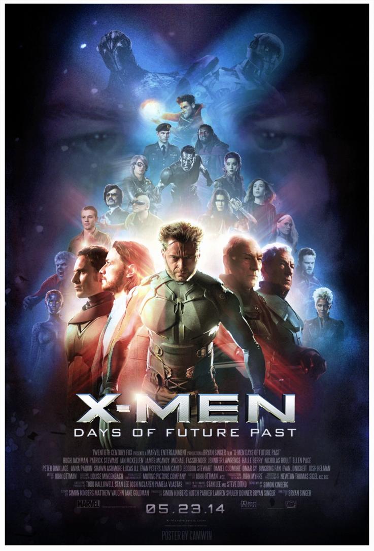 X men days of future past.com