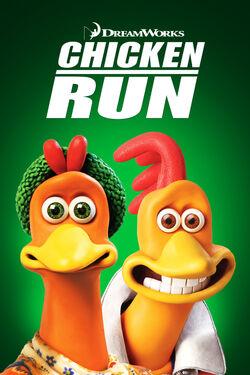 DreamWorks' Chicken Run - iTunes Movie Poster