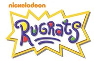 Nickelodeon's Rugrats - TV Series Logo