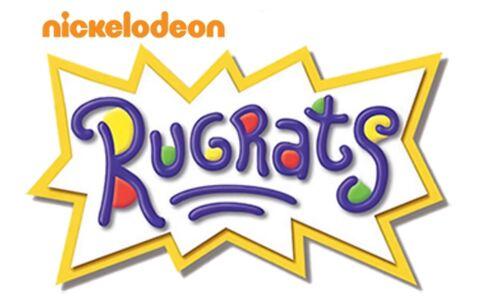 Nickelodeon's Rugrats - TV Series Logo