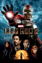 Marvel's Iron Man 2 - iTunes Movie Poster
