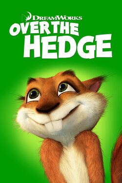 DreamWorks' Over the Hedge - iTunes Movie Poster