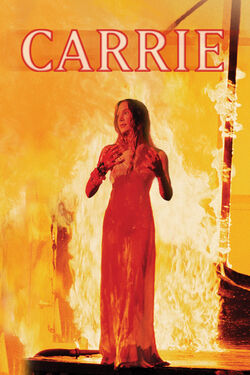 Carrie - 1976 - iTunes Movie Poster