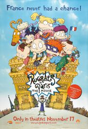 Rugrats in Paris - The Movie - Theatrical Poster