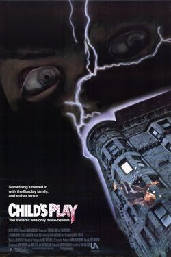 MGM's Child's Play - Theatrical Poster