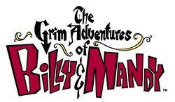 Cartoon Network's The Grim Adventures of Billy and Mandy - TV Series Logo