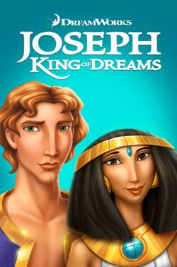 DreamWorks' Joseph - King of Dreams - iTunes Movie Poster