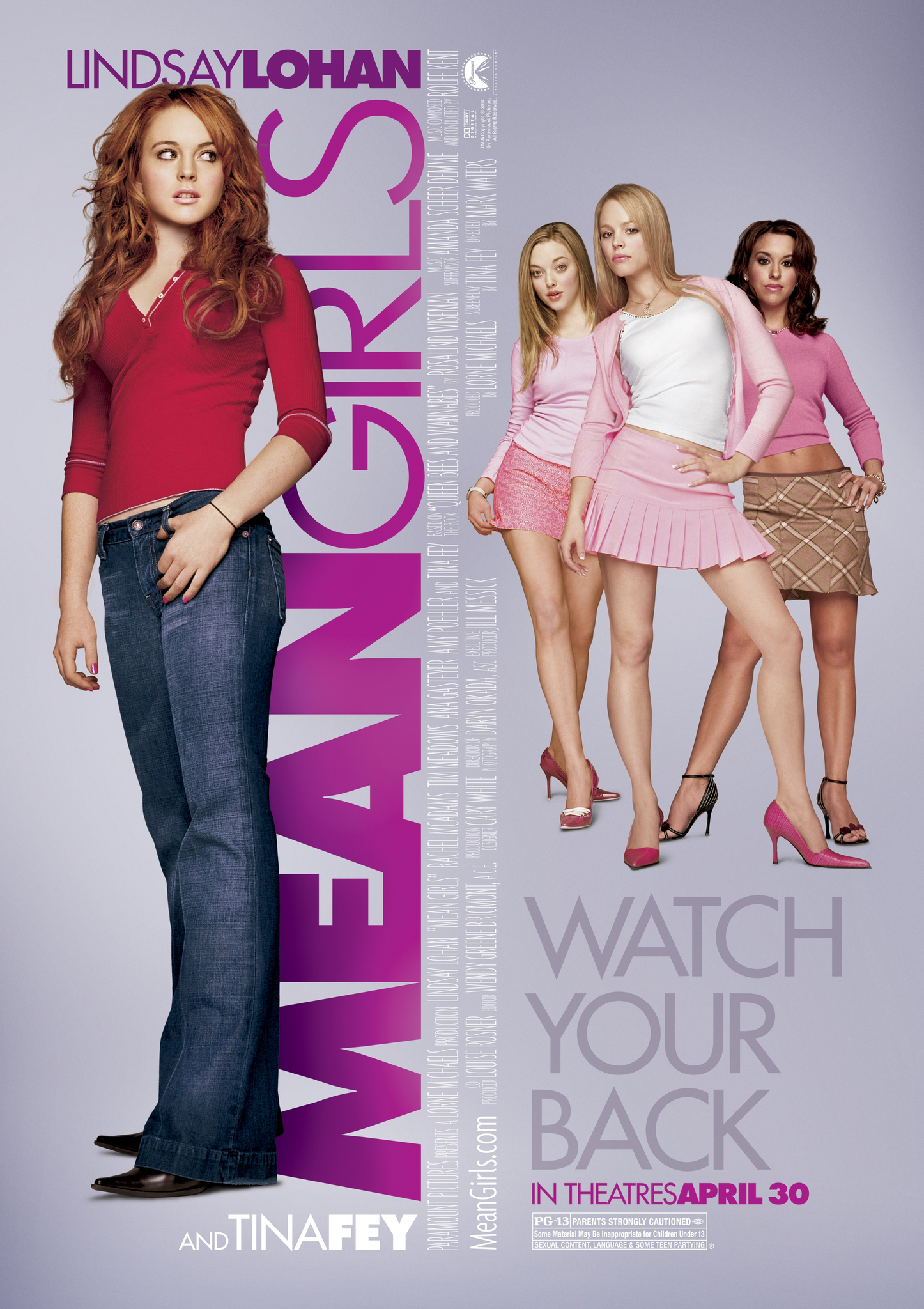 Young teen first movie