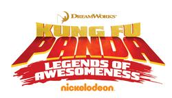 DreamWorks' Kung Fu Panda - Legends of Awesomeness - Transparent Logo