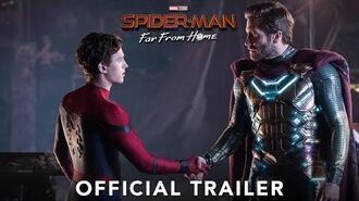 SPIDER-MAN FAR FROM HOME - Official Trailer-0