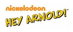 Nickelodeon's Hey Arnold! - TV Series Logo