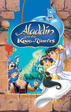 Disney's Aladdin and the King of Thieves - iTunes Movie Poster