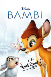 Disney - Bambi - Signature Edition - Poster