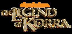 Nickelodeon - The Legend of Korra - TV Series Logo