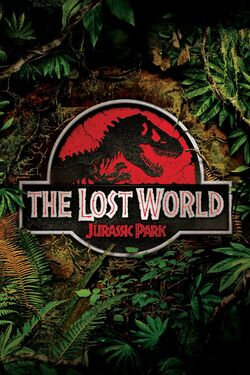 Universal's Jurassic Park - The Lost World - iTunes Movie Poster