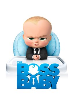 DreamWorks' The Boss Baby - iTunes Movie Poster