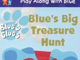 Blue's Big Treasure Hunt VHS