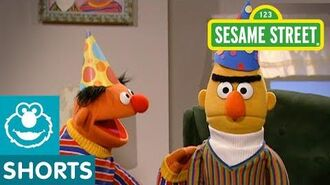 Sesame Street It's Bert's Birthday!