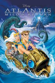 Disney's Atlantis II - Milo's Return - iTunes Movie Poster