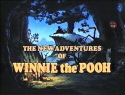 Disney's The New Adventures of Winnie the Pooh - Logo