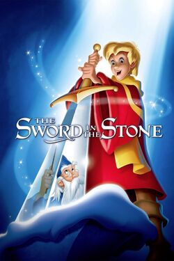 Disney's The Sword in the Stone - iTunes Movie Poster
