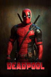 Marvel's Deadpool - iTunes Movie Poster