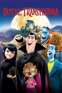 Sony Pictures Animation's Hotel Transylvania - iTunes Movie Poster