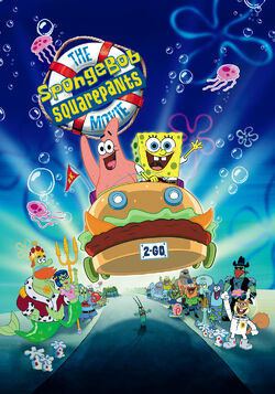 Nickelodeon's The Spongebob Squarepants Movie - iTunes Movie Poster