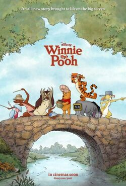 Disney's Winnie the Pooh - 2011 Theatrical Poster