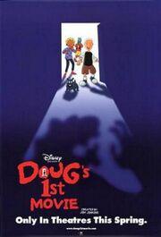 Disney's Doug's 1st Movie - Theatrical Poster