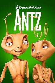 DreamWorks' Antz - iTunes Movie Poster