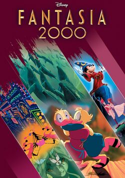 Disney's Fantasia 2000 - iTunes Movie Poster