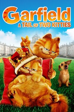 20th Century Fox's Garfield - A Tale of Two Kitties - iTunes Movie Poster
