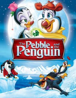 MGM and Don Bluth's - The Pebble and the Penguin - iTunes Movie Poster
