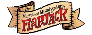 Cartoon Network's The Marvelous Misadventures of Flapjack - TV Series Logo