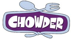Cartoon Network's Chowder - TV Series Logo
