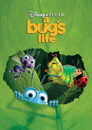 Disney and Pixar's A Bug's Life - iTunes Movie Poster
