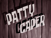 PattyCapertitlecard