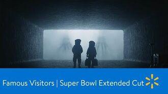 Famous Visitors - Super Bowl Extended Cut (Walmart - 2020)