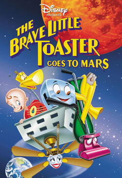 Disney's The Brave Little Toaster Goes to Mars - iTunes Movie Poster
