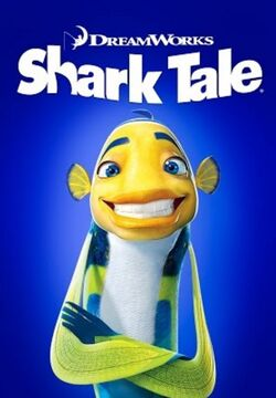DreamWorks' Shark Tale - iTunes Movie Poster