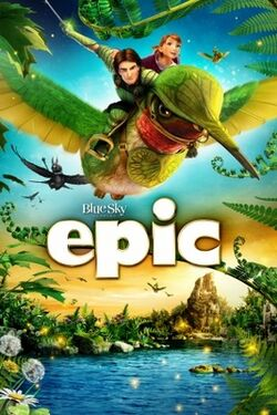 Epic iTunes poster