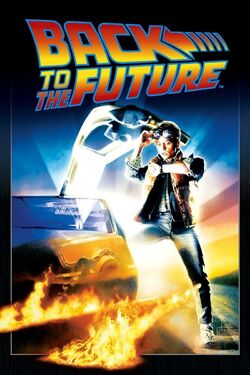 Back to the Future - iTunes Movie Poster