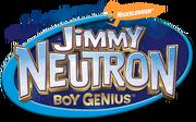 The Adventures of Jimmy Neutron Boy Genius logo