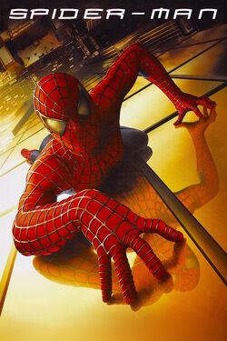 Spider Man - iTunes Movie Poster
