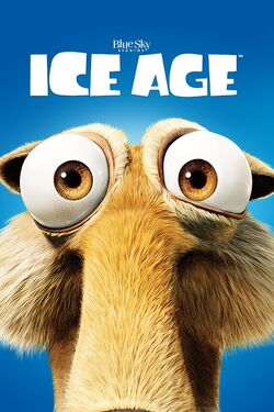 20th Century Fox and Blue Sky's - Ice Age - iTunes Movie Poster